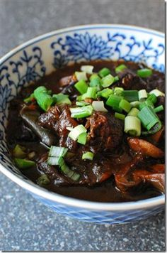 Crock pot spicy Asian beef