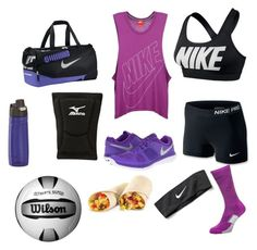 """""""Volleyball"""" by mayaxg on Polyvore"""
