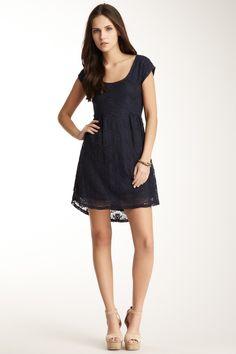 Sleeveless Lace Dress on HauteLook