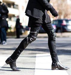 Visions of the Future: SAINT LAURENT PARIS  #fashion