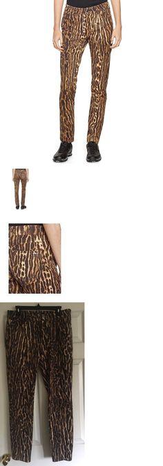 Pants 181148: Nwt $198 Women S Polo Golf Ralph Lauren Leopard Print Golf Pants.Sz:14 -> BUY IT NOW ONLY: $68 on eBay!