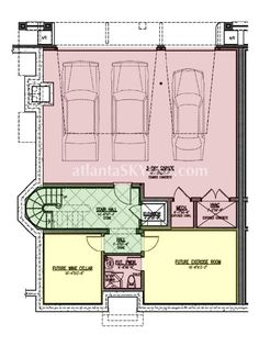 35 Best Townhome Floor Plans and Elevations images in 2019