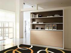 Poppibook: il letto salvaspazio,puoi collocarlo anche in corridoio - Clei