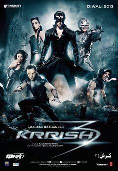 Krrish 3 (India, 2013) (from the Krrish series)