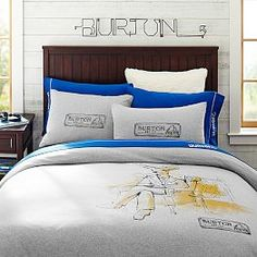 Burton Shop - Burton Bedding And Accessories | PBteen