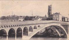 Département Du Lot, Villeneuve Sur Lot, France, Paris Skyline, Travel, Bridge, History, Viajes, Destinations