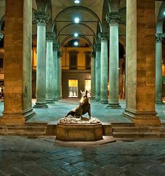 Fontana del Porcellino, Firenze, Tuscany