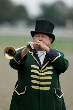 The sounds of Keeneland can now be your ringtone. Download Bucky Sallee's Call to Post.