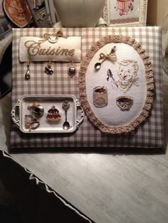 VERONIQUE ENGINGER Chocolat, thé, café Cuisine - blanc-lin