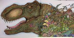 #imagimorphia #animorphia #anticoloringbook #kerbyrosanes #coloringbook…