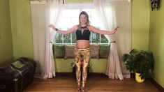 Belly Dance Practice Online #02  - Portal do Egito ® by Débora Spina