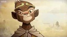 "Olympics 2008 Monkey Movie - BBC Sport - YouTube#at=89#!Jamie Hewlett - the brains behind Deadline, Tank Girl and the Gorillaz videos has made an opera based on the old Chinese Buddhist tale ""Journey To The West"". That the TV show was also based on.  Here is the animated video thingy he did:"