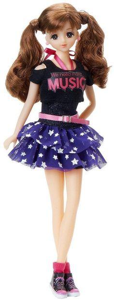 New Takara Tomy Licca Doll Jenny Tokyo Fashion Harajuku Girls Coordinates | eBay