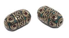 Turquoise Beads Coral Beads Mala Beads Tibetan Beads Nepalese Beads