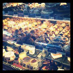 Foodie Love - Oxbow Market in Napa California