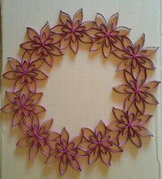 TPR Pink Wreath
