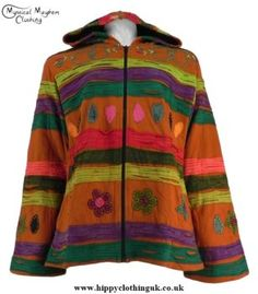 d6366938f53 7 Best Hippy Jackets images in 2016 | Boho hippie, Hippie bohemian ...