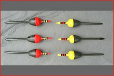 2BB These replica Harcock floats are very delicate on the bite but incredibly buoyant and great for long trotting. These floats are made to order - please allow 7 days for delivery Suitable for: Rivers Perch, Chub and Grayling Materials: The float is made from corka with a cane stem. Cocking Weight: 2BB Please note - these floats are individually hand-crafted using natural mate...