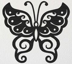 Free dxf files of wonderful ornaments butterfly for wall art illustrated in decorative view cut ready cnc designs for most CNC cutting machine plasma and laser. Stencil Templates, Stencil Designs, Stencils, Owl Templates, Applique Templates, Applique Patterns, Butterfly Template, Crown Template, Heart Template