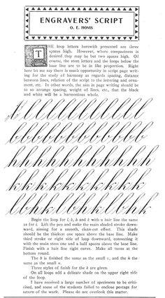 spencerian script and ornamental penmanship pdf