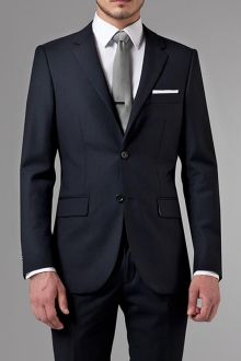 Become a Natty Guy this year and buy a custom made suit from Indochino. This Essential Navy Suit and all other essential suits are on sale now for $399 with promo code ESSENTIAL | I recently bought two suits from them; the fit and construction are perfect.