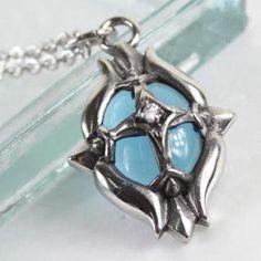 Rhinestone Jeweled Necklace
