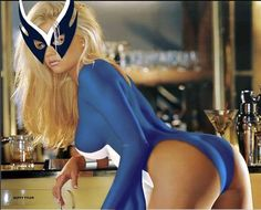 I've always liked Mockingbird and felt she needed to make a reappearance.