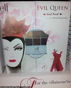 Spotted: e.l.f. Disney Villains 2013 Look Books Evil Queen