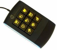 United Keys OLED Keyboard and Keypad