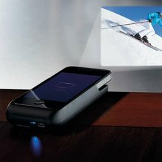 iPhone 4/4S Projector