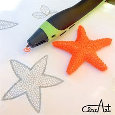 ClarArt - créations et idées: 3DPen  https://www.amazon.com/dp/B01N5H4PMN?tag=dailydeal0c6-20 INSPIRE CREATIVITY:  StarsSay 3D filament PLA 1.75 refills for 3D pens are perfect for people with a creative side. It can be used to make realistic plastic figures and also mind blowing structures that bring out the real creativity in you.