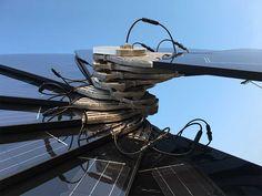 Renewable Energy, Solar Energy, Solar Power, Small Solar Panels, Solar Installation, Solar Lamp, Solar House, Sistema Solar, Unique Lighting