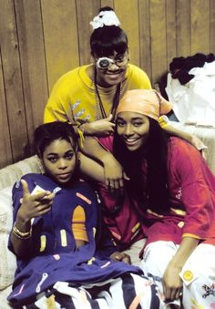 Wow, almost forgot TLC