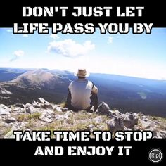 Enjoy everything in life, not just the big moments! Quotes To Live By, Life Quotes, South Dakota, Monday Motivation, Nebraska, Insta Like, Inspirational Quotes, Social Media, In This Moment