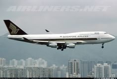 Boeing 747-412 - Singapore Airlines | Aviation Photo #2521668 | Airliners.net