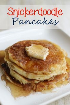 Do your kids love morning pancakes ( or even dinnertime) ?  Pancakes are a fantastic first recipe for little hands to work on- they get to measure, mix, sc