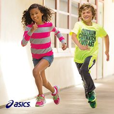 Look at this ASICS Kids on #zulily today!