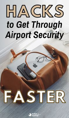 After dozens of flights we've distilled our top airport travel tips into one post to help readers who don't travel often get through airport security faster. In this article we'll cover everything you need to prepare for any flight and avoid delays at the Travel Advice, Travel Guides, Travel Hacks, Air Travel Tips, Packing Hacks, Travel Checklist, Travel Articles, Travel Info, Airport Hacks