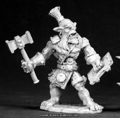 02515: Krunkh, Bugbear Chief