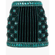 Balmain Embellished cotton-velvet mini skirt (12.425 BRL) ❤ liked on Polyvore featuring skirts, mini skirts, balmain, bottoms, faldas, saia, mini skirt, high-waisted skirts, high-waist skirt and zipper skirt