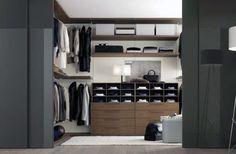 Top 100 Best Closet Designs For Men - Part Two Diy Home Decor Bedroom For Teens, Bedroom Hacks, Ikea Bedroom, Bedroom Bed, Bed Ikea, Bedroom Ideas, Walk In Closet Design, Wardrobe Design, Closet Designs