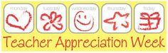 Happy #Teacher #Appreciatoon Week!