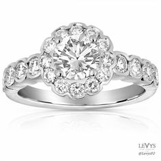 FI3812 #FischerJewelryDesign #engagement