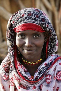 Hammed Ela village, Afar, Ethiopia Nov '09