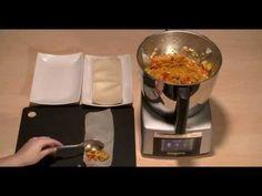 Samossas - Recette au Cook Expert Magimix - YouTube