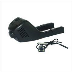 For Brilliance H220 H230 Car Parking Camera APP control Car Wifi DVR Driving Video Recorder Dual Camera Car Black Box
