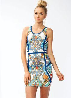 Fleur De Lis Dress $41.60
