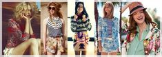 How to Mix n Match Prints and Textures in Outfits