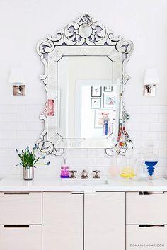 9 Ways to Make Your Bathroom Look More Expensive via @mydomaine