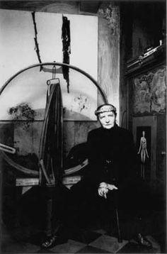 Carol Rama, born inTurin (Italy), 1918
